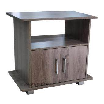 Grand Decor TV Cabinet / Side Table / Bedside Table / Multi-Purpose Cabinet with Storage Compartment