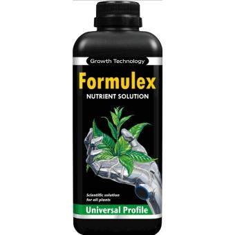 Harga Growth Technology Formulex Universal Profile Nutrient Solution(1Litre) (Hydroponic Nutrient/Hydroponic Fertilizer/HydroponicSolution)