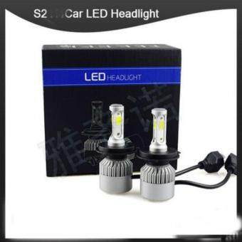 H1 H3 H4 H7 H8 H9 H11 H13 880 881 9004 9005 9006 9007 9012 COB CREELED 72W 8000LM 6500K Auto Car Headlights Kit Driving Bulbs Lamps - 5