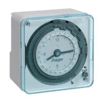Harga Hager EH711 16A 24Hour Timer (Made in France)