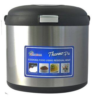 Harga HAPPY HOME 5L Multifunctional Thermal Wonder Cooker Pot