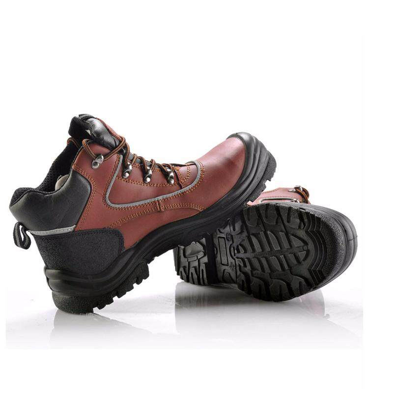 Buy High quality metal free safety shoes composite kevlar-(SIZE:UK5/EUR39) Malaysia
