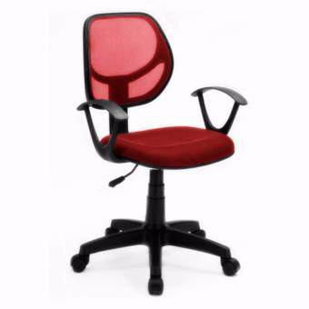 Harga Home Office Furniture Small Qualified Swivel Mesh Office Chair