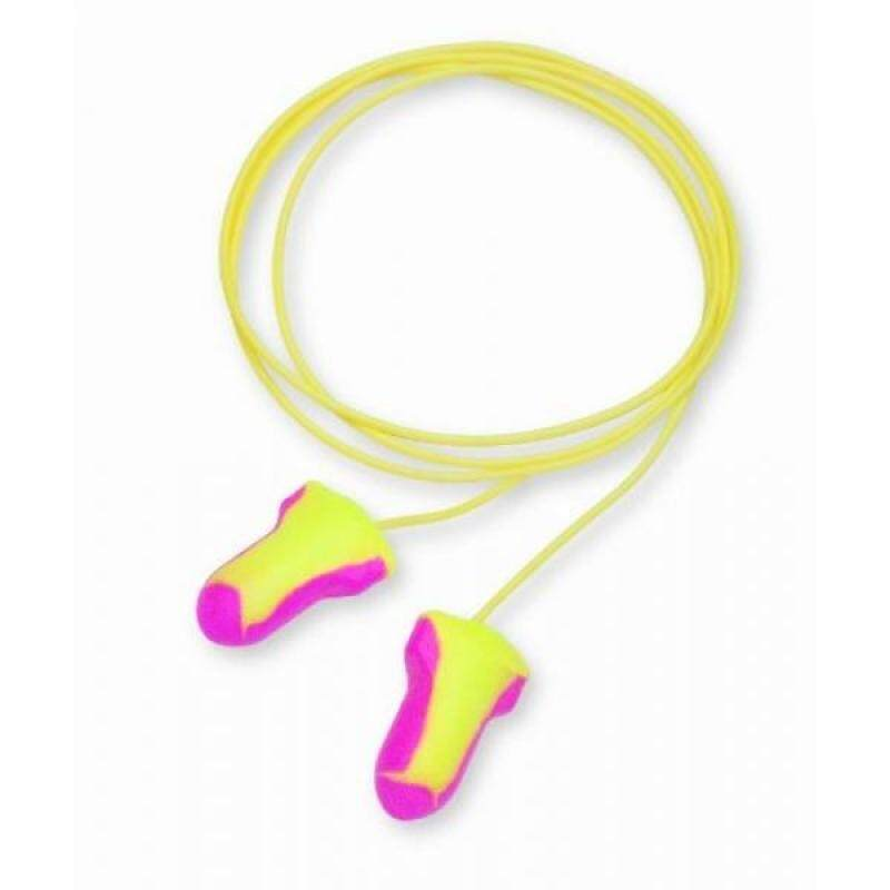 Buy Howard Leight by Honeywell Laser Lite High Visibility Corded Disposable Foam Earplugs, 100-Pairs Malaysia