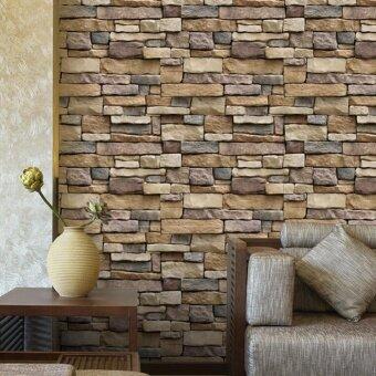 brick living room furniture. ibelieve 45100cm vintage bricks pattern self adhesive waterproof wallpaper for bedroom living room kitchen