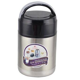 Harga 1100ML Portable Stainless Steel Thermal Wonder Cooker- BES-FH9