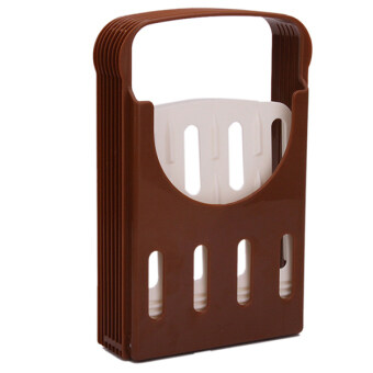 Harga Ai Home Bread Toast Slicer (Brown)