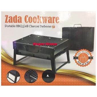 Harga Portable BBQ Grill Charcoal Barbecue - Zada Cookware