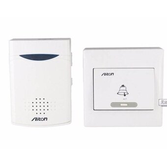 Harga Alton Super Long Receiving Distance Wireless Door Bell