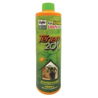 Harga BABA TENEN 20X FORLIAGE FERTILIZER (FOR INDOOR & LEAFY PLANT) 500ML