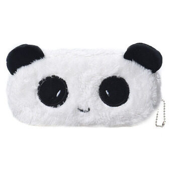 Harga Cute Panda Kawaii Pencil Boxes Case Plush Large Pen Bag Kids School Stationery