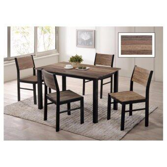 Harga GLORY TOM DINING SET (1+4)