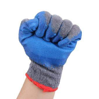 Harga Men Cut Resistant Work Safety Glove Glass Handing Butcher Labor Glove