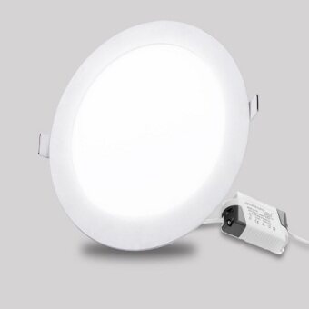 Harga S&S LED 7W Downlight SP Normal Round (White)