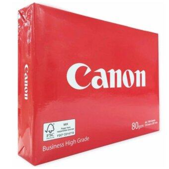 Harga Canon Business High Grade 80gsm A4 Copier Paper 500 sheets (1 ream)