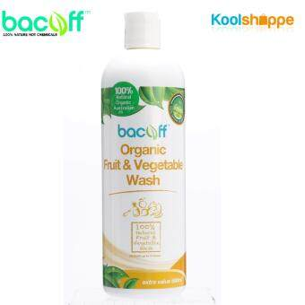 Harga Bacoff Organic Fruit & Vegetable Wash 500ML - Fruit and Vege Cleaning