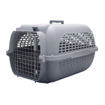 Harga Catit Profile Voyageur Cat Carrier, Cool Grey 48.3 cm L x 32.6 cm W x 28 cm H