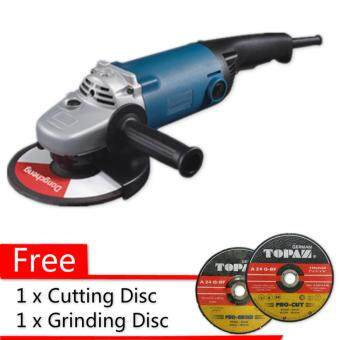 "Harga Dong Cheng S1M-FF-180A 7"" Angle Grinder 2200W ( DSM180A )"