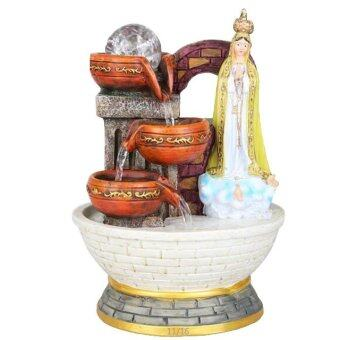 Harga CHRISTIAN WATER FOUNTAIN LX3378 TABLE TOP WATER FEATURES DECORATION