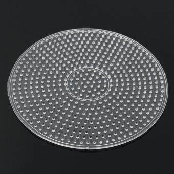 Harga Hot Bead Pegboard Square Round Shape Template For DIY Creative Perler Beads HPT
