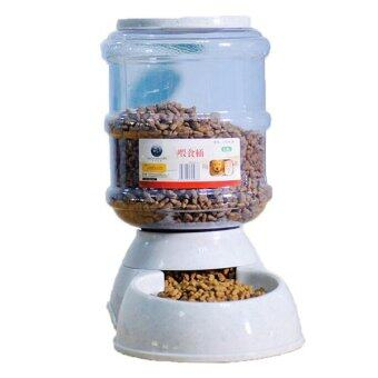 Harga 3.5 L Automatic feeder for pets animal pet bowl for pets feeder
