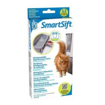 Harga Catit Design Smart Sift Replacement Liners - 12 pack For Pull-Out Waste Bin