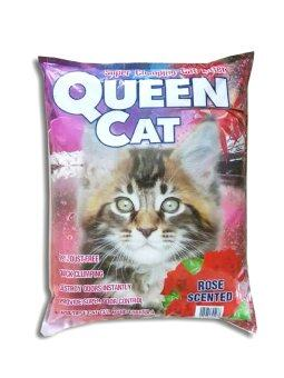 Harga QUEEN CAT - Cat Litter COFFEE SCENT (12L)