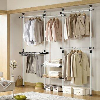 Harga DoYoung Adjustable 4-Pole Hanger System