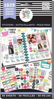 Harga Value Pack Stickers- Planner Basics