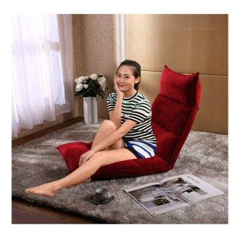 Harga Cozzy Foldable Futon - Red
