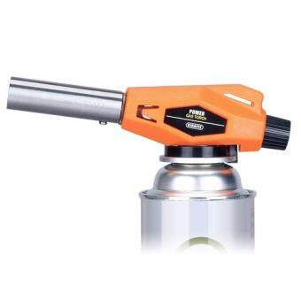 Harga GIRAFFE GT-1401 Gas Torch Butane Burner Auto Ignition Camping Welding Flamethrower BBQ Outdoor