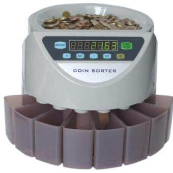 Harga ELECTRONIC MONEY COIN COUNTER , COIN SORTER (NEW & OLD COIN AVAILABLE)