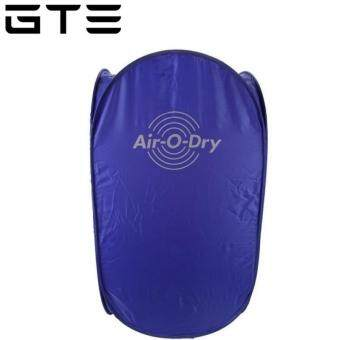 Harga GTE Air O Dry Portable Clothes Drying Machine Blue