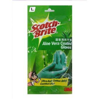 Harga Scotch-Brite Aloe Vera Gloves