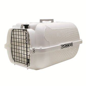 Harga Catit Style Profile Voyageur Cat Carrier - White Tiger, Small 48.3 cm L x 32.6 cm W x 28 cm H