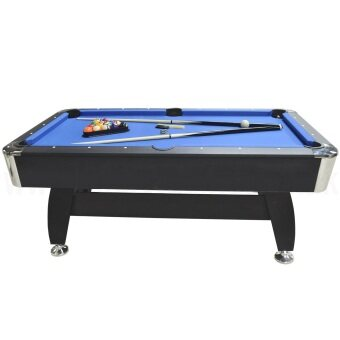 Harga 7ft American Pool Snooker Table MDF