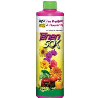 Harga Baba Tenen 50X Outdoor Fertilizer (FOR FRUITING & FLOWERING) 500ML