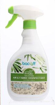Harga Bacoff Natural Air & Fabric Disinfectant 500ml x 2 (Value Pack)