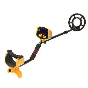 Harga Metal Detector Underground Sensitive Type Treasure Digger Gold Hunter MD-3010II