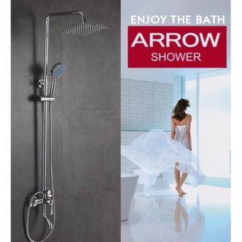 Harga ARROW Rain Shower & Bath Set for Water Heater