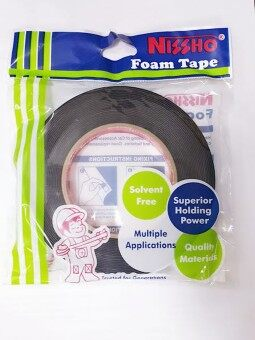 Harga Nissho Double Sided Foam Tape 11mm