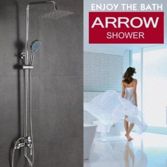 Harga ARROW Overhead Rain Shower Set for Water Heater