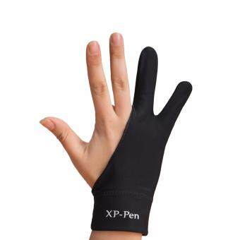 Harga XP-Pen Professional Artist Anti-fouling Lycra Glove S size, for any drawing tablet/ pen display/ LED Light pad