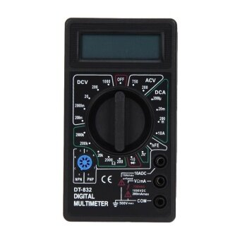 Harga Digital LCD Voltmeter Ammeter Ohm Tester Digital Multimeter