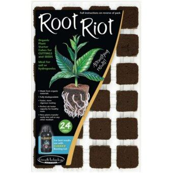 Harga Growth Technology Root Riot Propagation Cube (24 cubes)