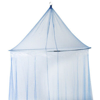 Harga Yingwei Dome Mosquito Nets Bed Nets Blue