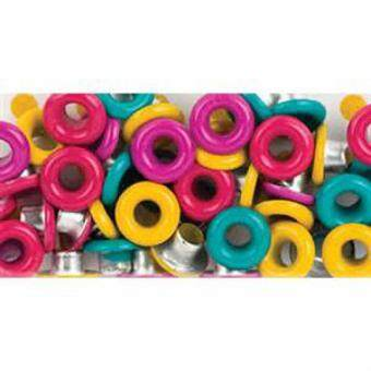 Harga American Crafts Mini Eyelets: Tropicals