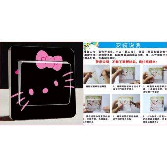 Harga Hello Kitty Switch Deco 074