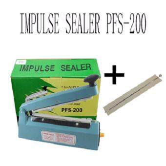 Harga Impulse Sealer PFS-200 + Heat Sealer
