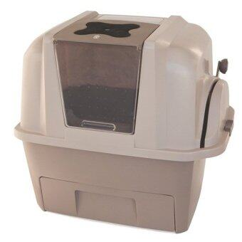 Harga Catit Design Smart Sift Sifting Cat Pan - 66 L x 48 W x 63 H cm Hagen CatIt SmartSift Litter Box
